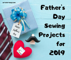 father's day sewing projects