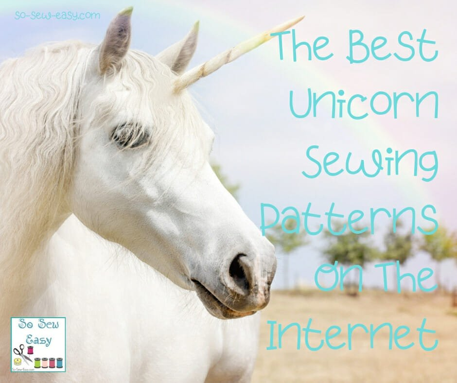 unicorn sewing patterns