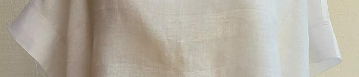 Linen V-Top Pattern