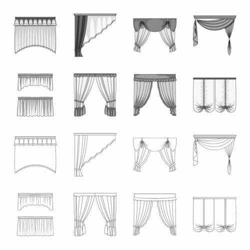 Best FREE 80+ Curtains Sewing Patterns - So Sew Easy
