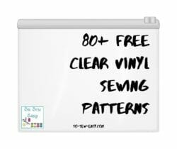 So Sew Easy - Free sewing patterns, sewing clothes and accessories
