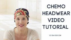 chemo headware pattern