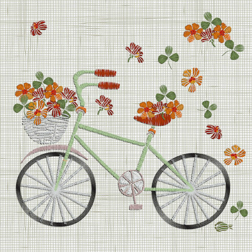 Bicycle Sewing Patterns