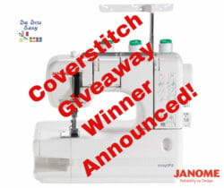 Coverstitch Giveaway