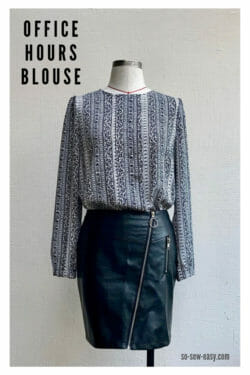 office hours blouse