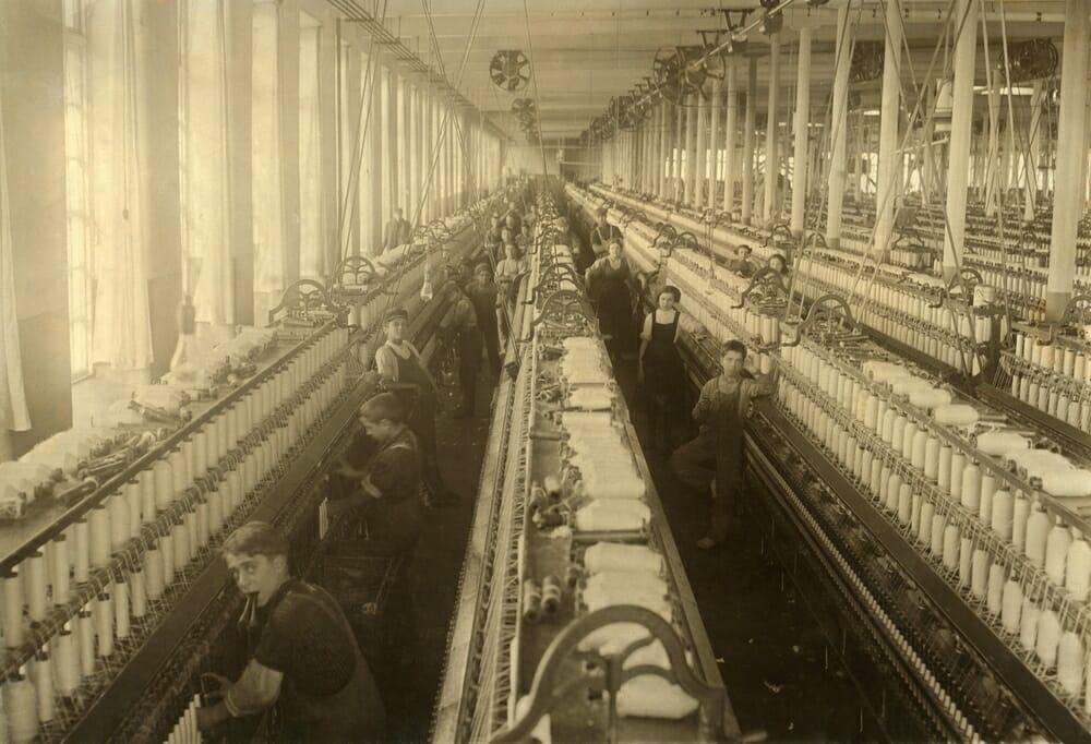 history of linen