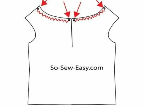 secretary blouse pattern