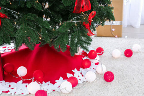 60 Free Christmas Tree Skirt Patterns So Sew Easy