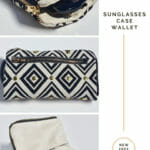 sunglasses case wallet