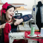 how to find time to sew