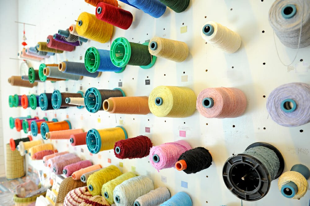 Choose quilting thread