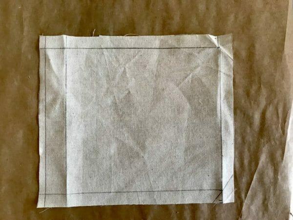 unisex scrubs pants pattern