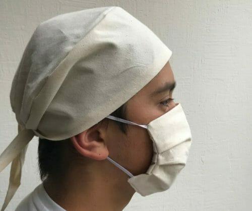 Easy Surgical Scrub Cap Pattern