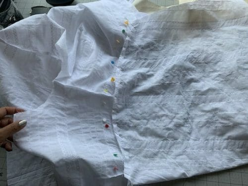 summer blouse pattern