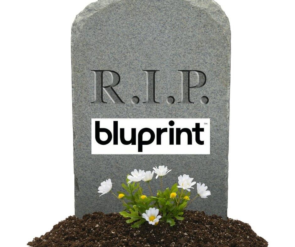 RIP Bluprint