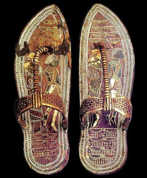 history of sandals