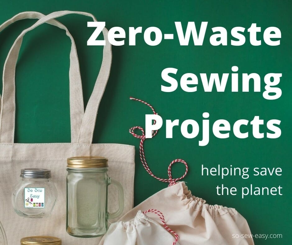 Zero-Waste Sewing Projects