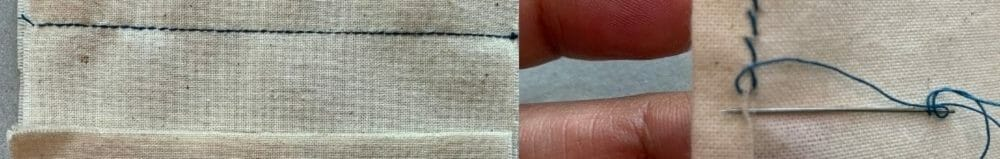 Hand Sewing Stitches