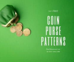 coin purse sewing patterns