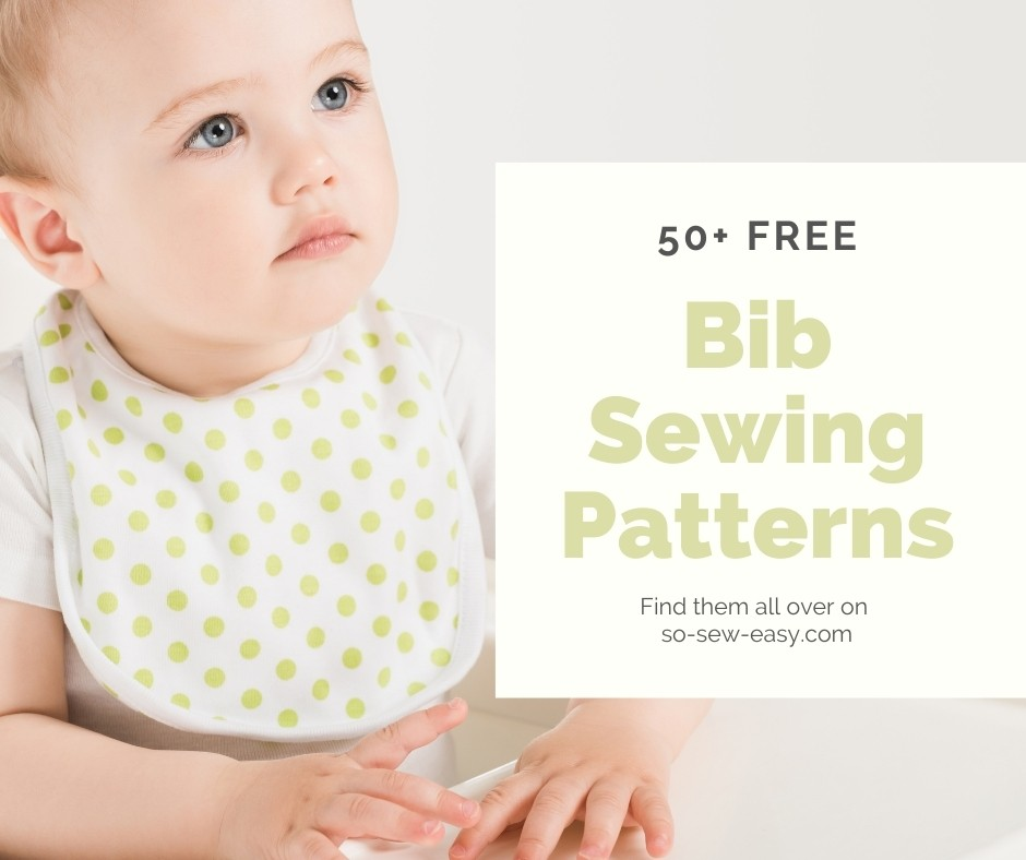 bib sewing patterns