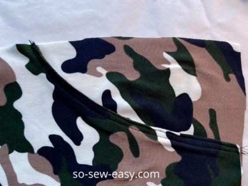 track pants pattern