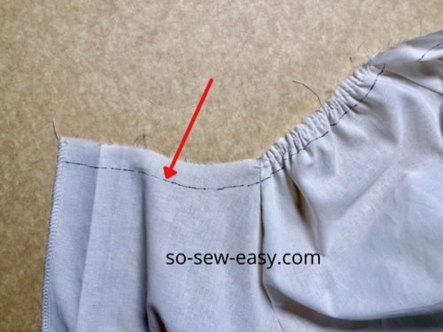 overblouse top pattern