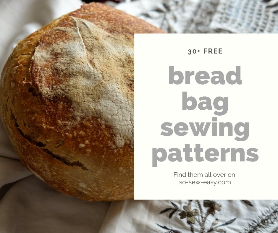 bread bag sewing patterns