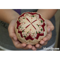 100 Free Christmas Ornament Sewing Patterns So Sew Easy
