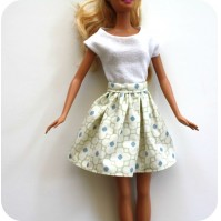 photograph relating to Barbie Dress Patterns Free Printable Pdf identify Barbie Dresses Designs: 45+ Cost-free Options Tutorials - Therefore